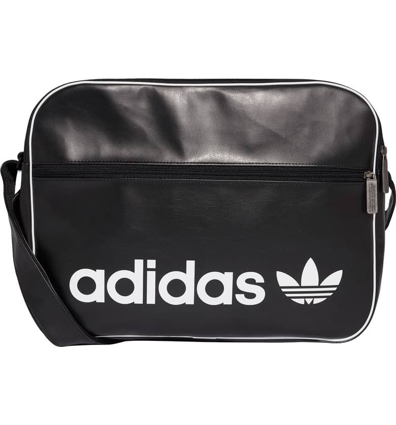 Adidas Originals Vintage Airline Bag, $60.{ }Ballin' on a budget this season? Nordstrom found priceless gifts all under $100. You're welcome! (Image courtesy of Nordstrom).