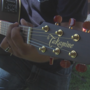 Lucky Oklahoma man receives guitar after performing on stage with Garth Brooks at concert